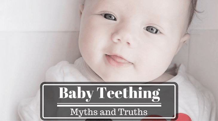 how do you know if your baby is teething