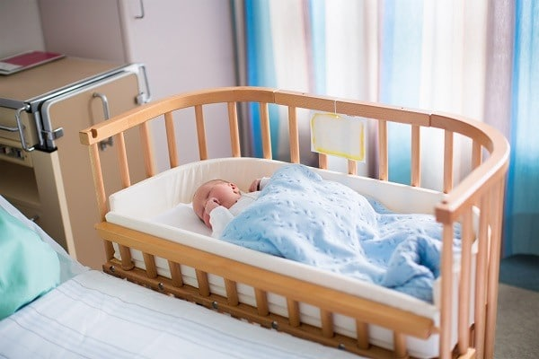 You Need To Make Babys Crib Or Co Sleeper Feel And Smell Mom Like One Of The Main Reasons Why Your Child Wakes Up Moment Put Him In Is