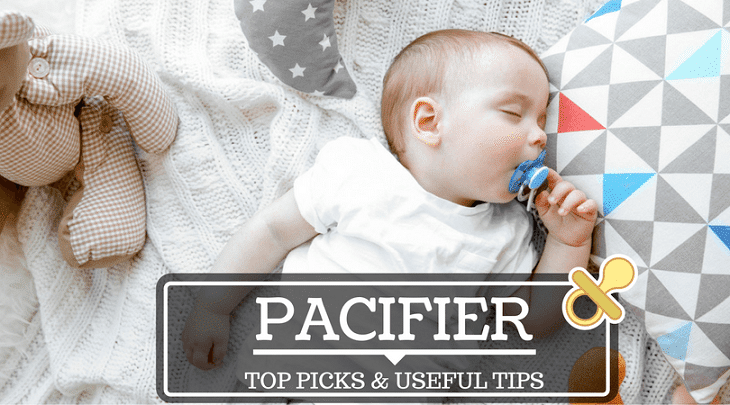 best pacifiers for breastfeeding newborns