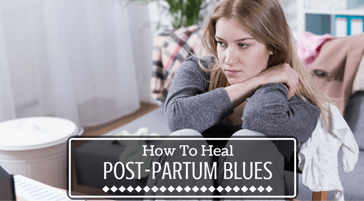 Healing Post-Partum Depression Naturally