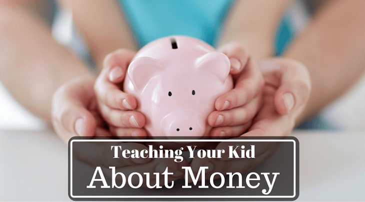 teach kid about money