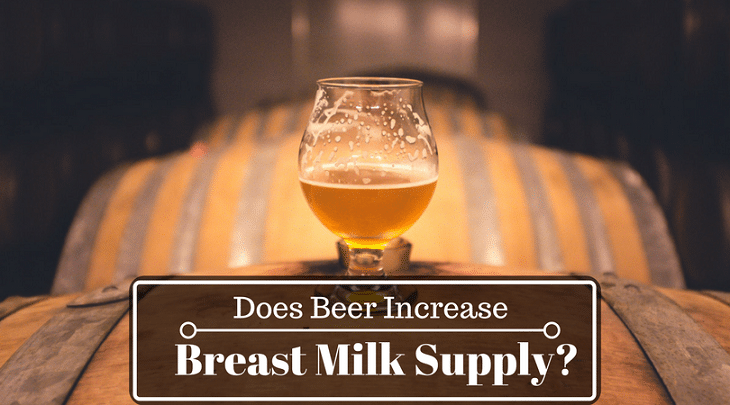 Does Beer Increase Breastmilk Supply