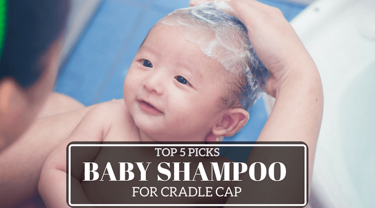Best Baby Shampoo for Cradle Cap