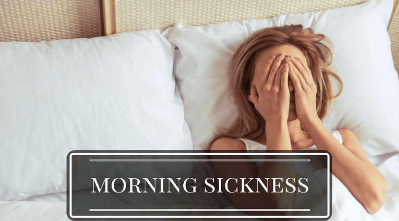 What Does Morning Sickness Feel Like?