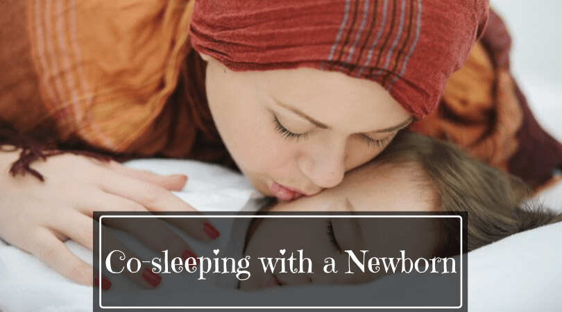How Do You Co-Sleep With A Newborn?