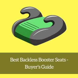 best backless booster seats review sept 2018 a. Black Bedroom Furniture Sets. Home Design Ideas