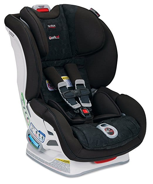 Britax USA Boulevard Click Tight Convertible Car Seat