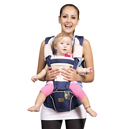 Bebamour New Style 2-In-1 Carrier