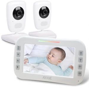 AXVUE E632 Video Baby Monitor