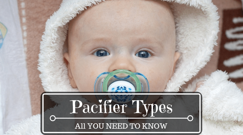 Pacifier Types