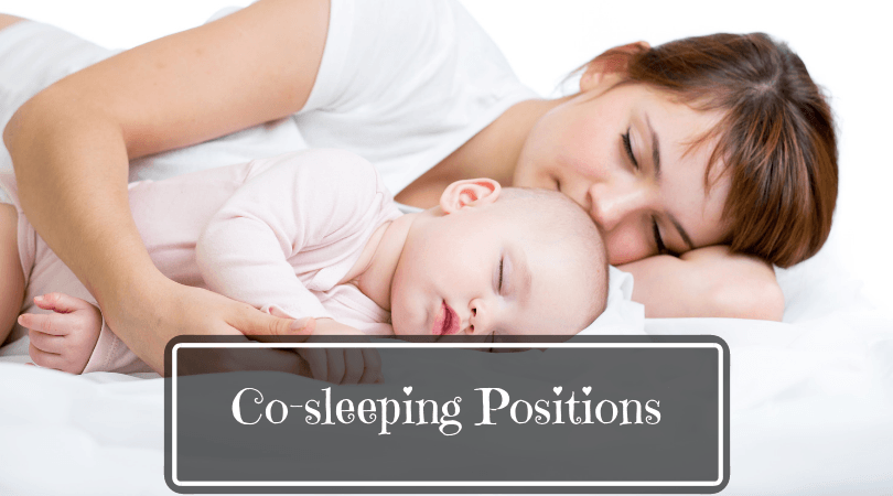 8 Safe Co Sleeping Positions For Your Baby Well Being Kid